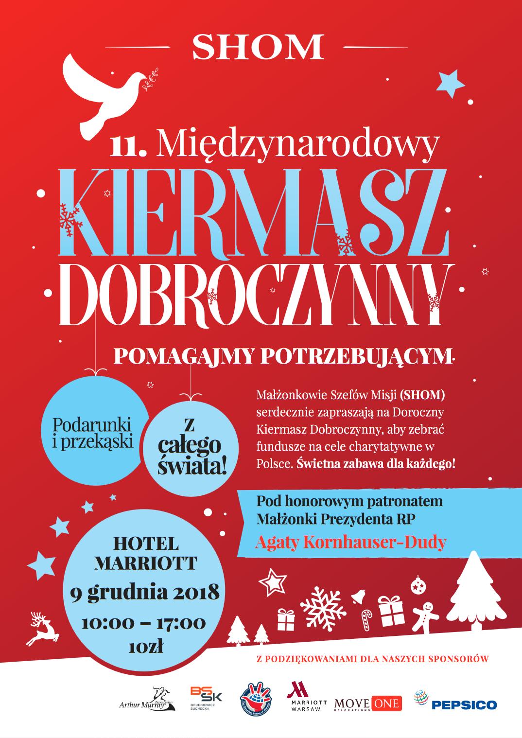 bazaar poster 2018 polish